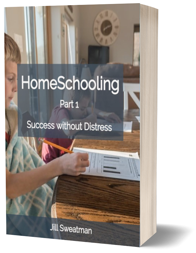 HomeSchooling by Jill Sweatman ebook cover